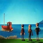 Michel Gondry - Oui Oui - Les cailloux