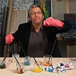 Leçon du professeur Kouro : l'animation de peinture