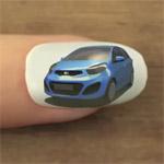 L'animation jusqu'au bout des ongles - Kia Picanto