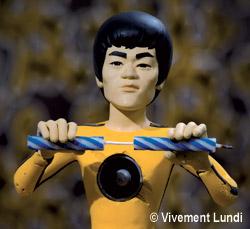 Petit dragon - Bruce Lee