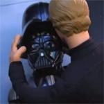 Dark Vador révèle son visage