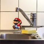 Mario dans ta cuisine