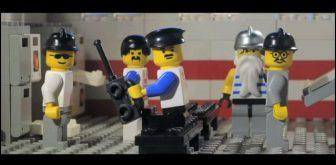 Un brickfilm copyright