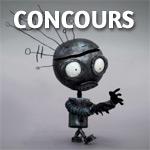 Concours Tim Burton avec Dailymotion