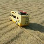 Les playmobils partent en vacances