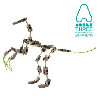 Une armature modulable et articulée 4