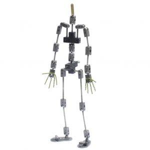 armature marionnette stop motion