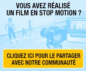 proposer un film en stop motion